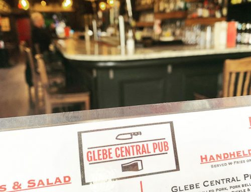 Glebe Central Pub