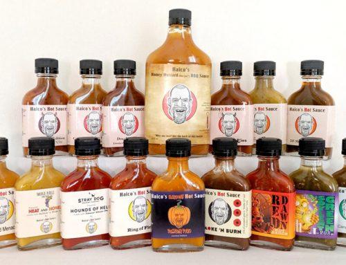 Haico's Hot Sauce