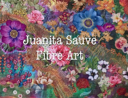 Juanita Sauve Fibre Art