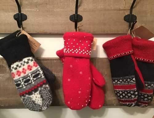 Upcycled Wool Creations